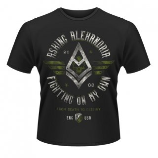 ASKING ALEXANDRIA Fight, Tシャツ