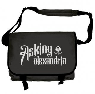 ASKING ALEXANDRIA I Won't Give In, メッセンジャーバッグ