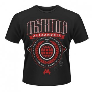 ASKING ALEXANDRIA This World, Tシャツ