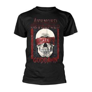 AVENGED SEVENFOLD Goddamn, Tシャツ