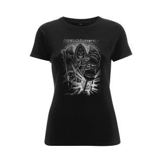 AVENGED SEVENFOLD Reaper Lantern, レディースTシャツ
