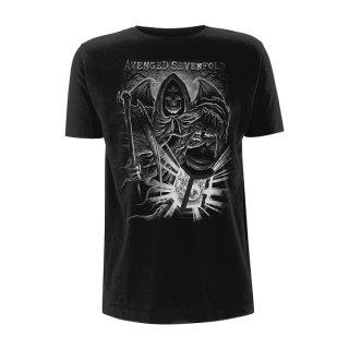 AVENGED SEVENFOLD Reaper Lantern, Tシャツ