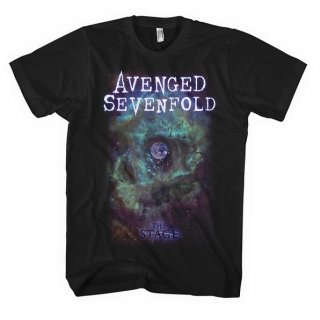 AVENGED SEVENFOLD Space Face, Tシャツ