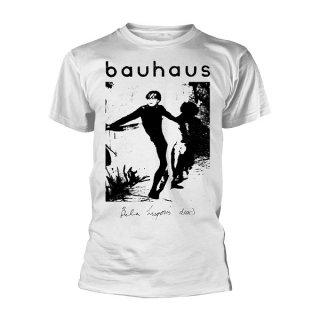 BAUHAUS Bela Lugosi's Dead (white), Tシャツ