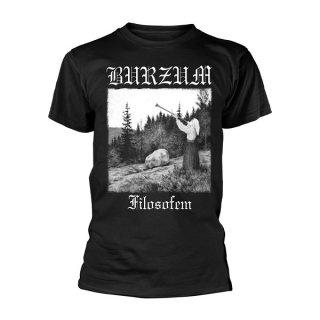 BURZUM Filosofem 2018, Tシャツ