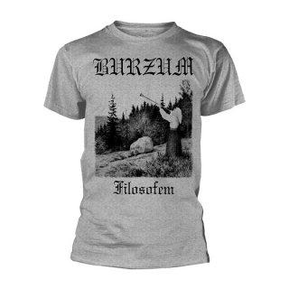 BURZUM Filosofem 3 2018, Tシャツ
