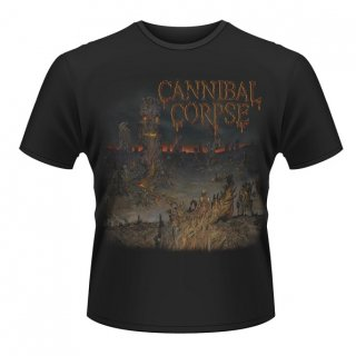 CANNIBAL CORPSE A Skeletal Domain 1, Tシャツ