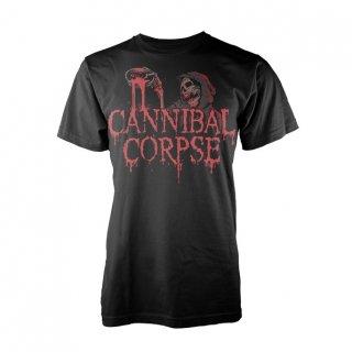 CANNIBAL CORPSE Acid Blood, Tシャツ