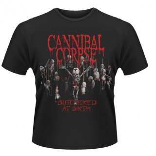 CANNIBAL CORPSE Butchered At Birth (2015), Tシャツ