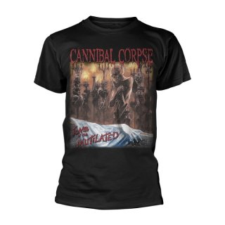 CANNIBAL CORPSE Tomb Of The Mutilated 2, Tシャツ