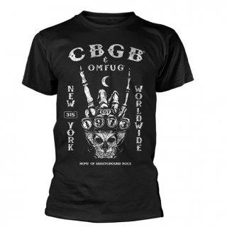 CBGB Est. 1973, Tシャツ