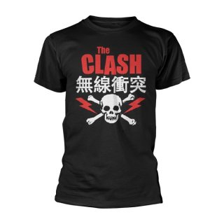 THE CLASH Bolt Red, Tシャツ