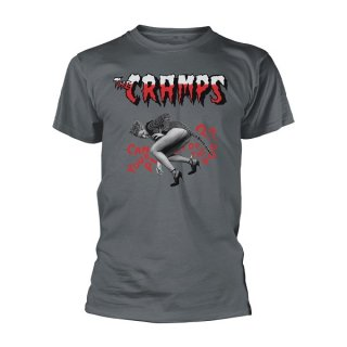 THE CRAMPS Do The Dog (charcoal), Tシャツ