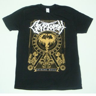 CRYPTOPSY Extreme Music, Tシャツ