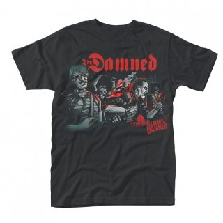 THE DAMNED Realm Of The Damned, Tシャツ