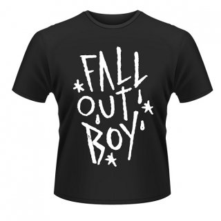 FALL OUT BOY Scratch, Tシャツ