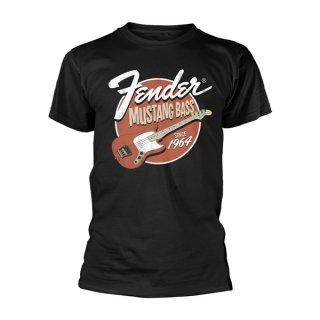 FENDER Mustang Bass, Tシャツ