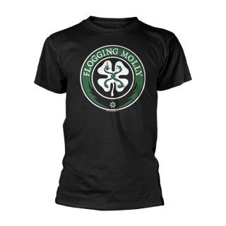 FLOGGING MOLLY Logo, Tシャツ