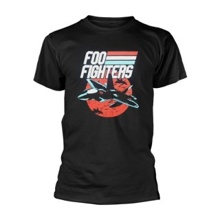 FOO FIGHTERS Jets Black, Tシャツ