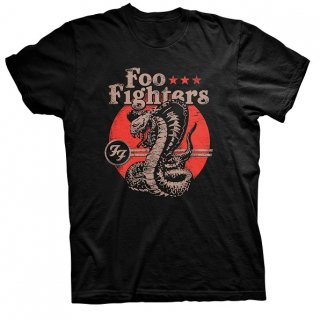 FOO FIGHTERS Snake, Tシャツ