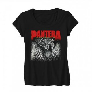 PANTERA The Great Southern Outtakes, レディースTシャツ