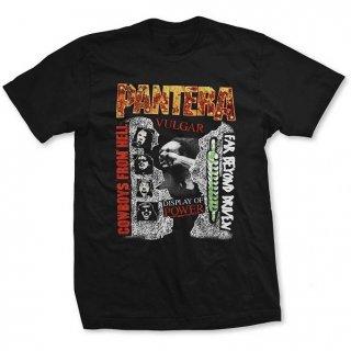 PANTERA 3 Albums, Tシャツ