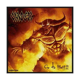 VADER Go To Hell, パッチ