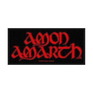 AMON AMARTH Logo, パッチ