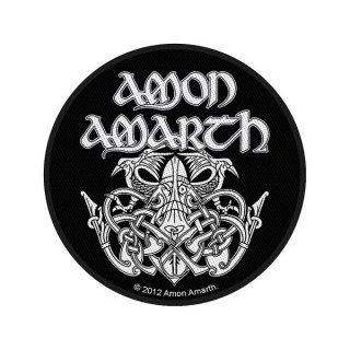 AMON AMARTH Odin, パッチ