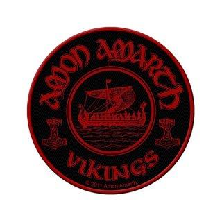 AMON AMARTH Vikings Circular, パッチ