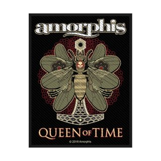 AMORPHIS Queen Of Time, パッチ