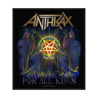 ANTHRAX For All Kings, パッチ