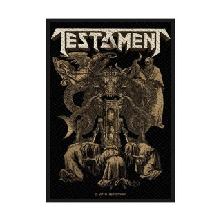 TESTAMENT Demonarchy, パッチ