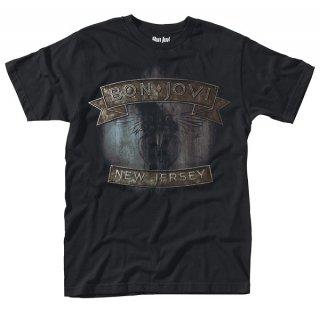 BON JOVI New Jersey, Tシャツ
