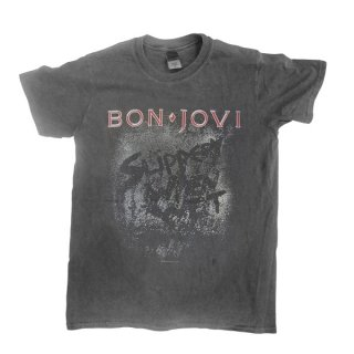 BON JOVI Slippery When Wet, Tシャツ