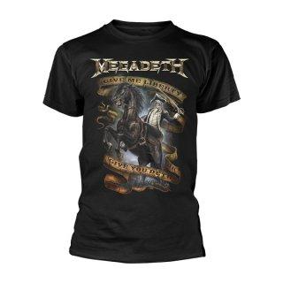 MEGADETH Give Me Liberty, Tシャツ
