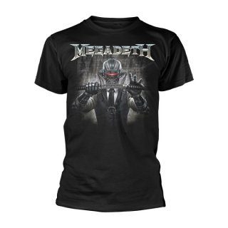 MEGADETH Rust In Peace (Sword), Tシャツ