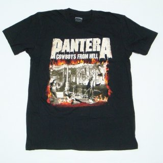 PANTERA Cowboys From Hell, Tシャツ