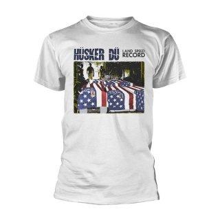 HUSKER DU Land Speed Record, Tシャツ