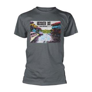 HUSKER DU Zen Arcade, Tシャツ