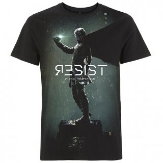 WITHIN TEMPTATION Resist Jumbo Cover, Tシャツ