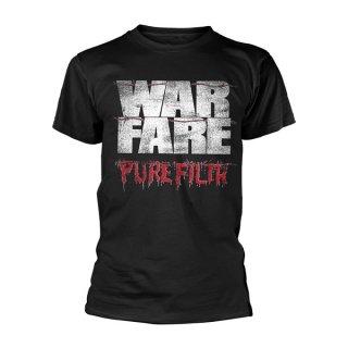 WARFARE Pure Filth, Tシャツ