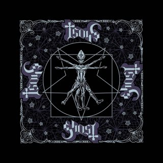 GHOST Vitruvian Ghost, バンダナ