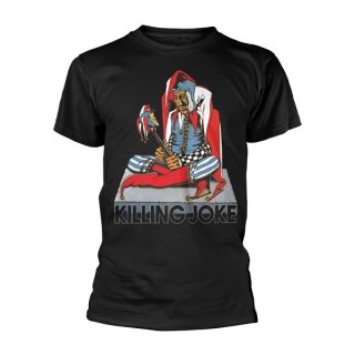 KILLING JOKE Empire Song, Tシャツ