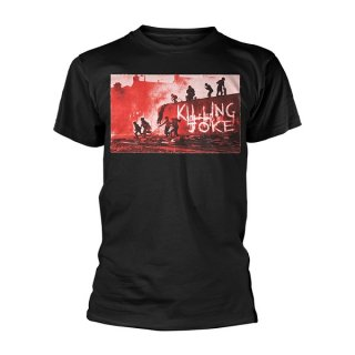 KILLING JOKE First Album, Tシャツ