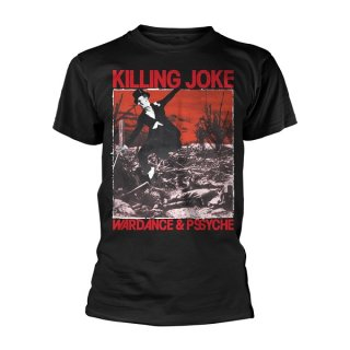 KILLING JOKE Wardance & Pssyche, Tシャツ