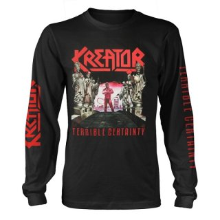 KREATOR Terrible Certainty, ロングTシャツ