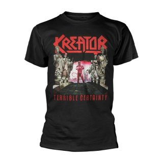 KREATOR Terrible Certainty, Tシャツ