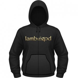 LAMB OF GOD Anime, Zip-Upパーカー