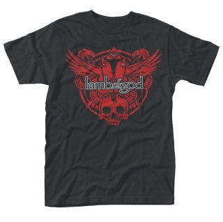 LAMB OF GOD Snake And Eagle, Tシャツ